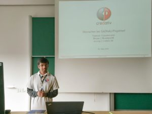 Chemnitzer Linuxtage 2018 Vortrag Sujeevan Vijayakumaran