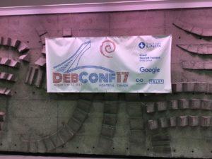 DebConf17 Foto 2