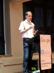 DebConf17 Vortrag Michael Banck