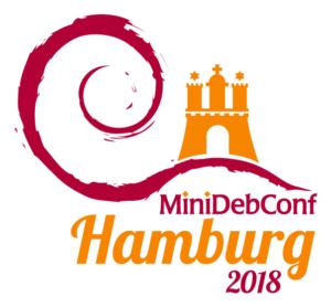 MiniDebConf 2018 Logo